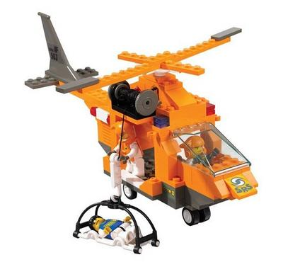 Sluban SOS Rescue Helicopter (160 Pcs)