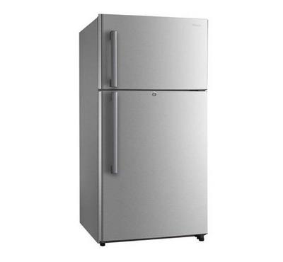 Terim 600 L Top Mount Frost Free Refrigerator Stainless steel