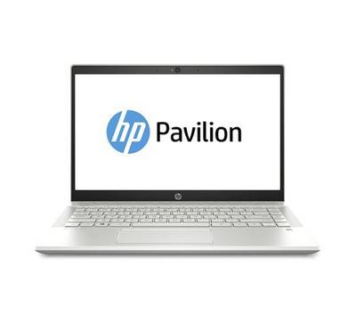 HP PAVILION 4MQ61EA 14In Laptop Core i7-8550U 1TB W10 Gold