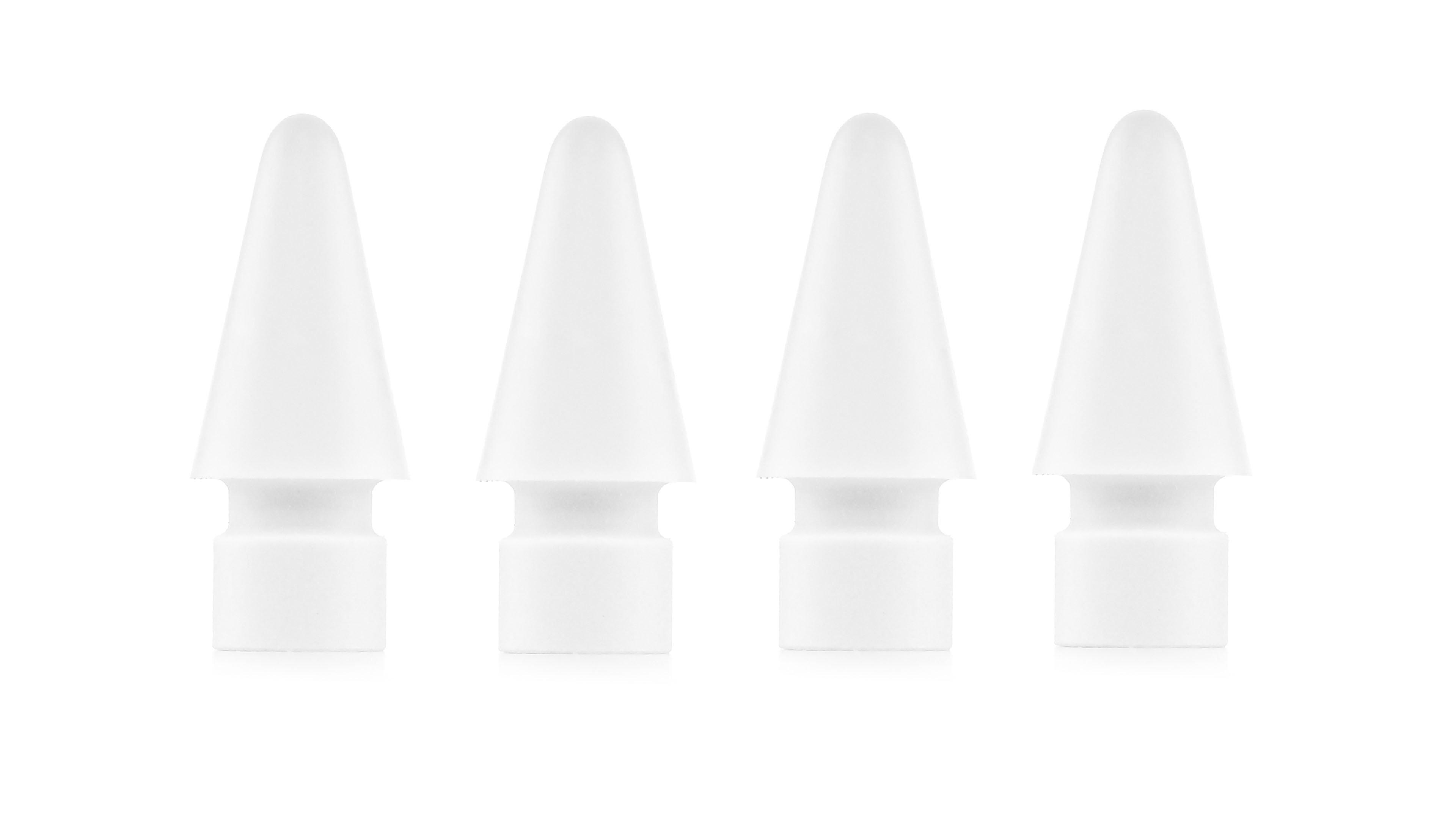 Apple Pencil Tips - 4 pack, White
