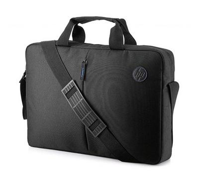 HP FOCUS 15.6Inch Laptop Topload Messenger Bag Bundled Black