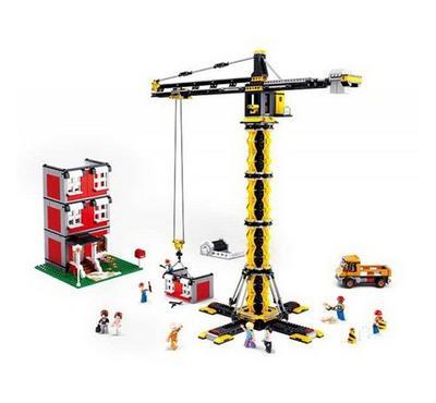 سلوبان، قطع تركيب برج رافعة بناء 1461 قطعة