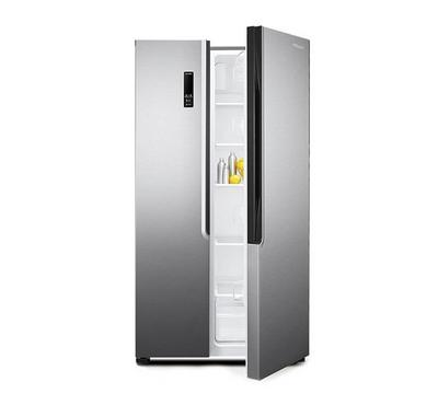 Super General Refrigerator, Side-by-Side, 2 Doors, 710.0L, Inox