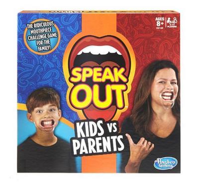 هاسبرو، لعبة تحدث الأطفال مع الوالدين