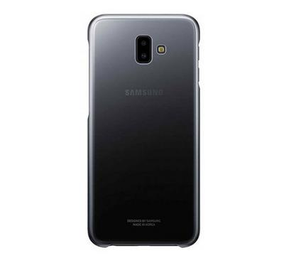 Samsung J6+ Gradation Cover, Black