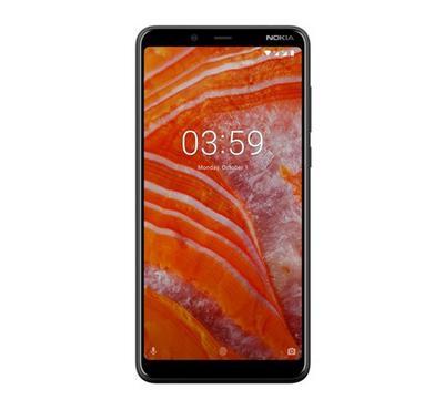 Nokia 3.1 Plus, 32GB, Black