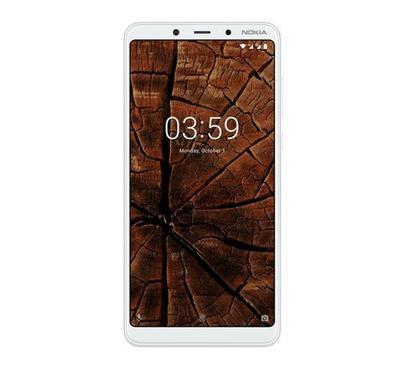 Nokia 3.1 Plus, 32GB, White