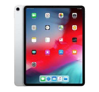 Apple iPad Pro 2018, 11 Inch, Wi-Fi and Cellular, 64GB, Silver