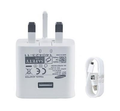 Samsung Travel Adapter, 15W, Micro USB, White