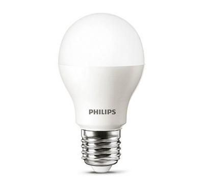Philips ESSENTIAL, 2pc LED Light Bulb 12W 6500K Bundled, White
