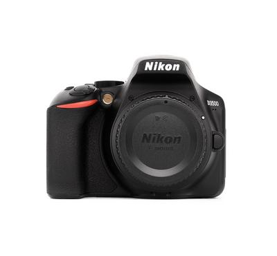 Nikon D3500 DSLR Camera Kit 18-55mm VR Lens 24.2mp Black