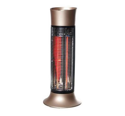 Ocarina Rotating Electric Heater, Tower, 900W, 220V, 50/60Hz