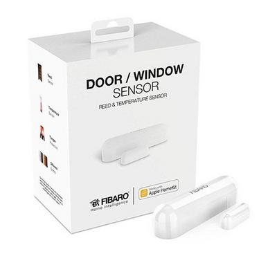 Fibaro, Door Window Sensor Apple Kit  White