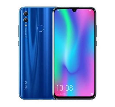 Honor 10 Lite, 4G LTE, 6.21 inch, Dual SIM, 64GB, Sapphire Blue