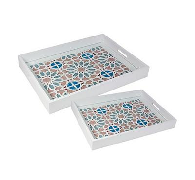 Tray Set 2Pcs