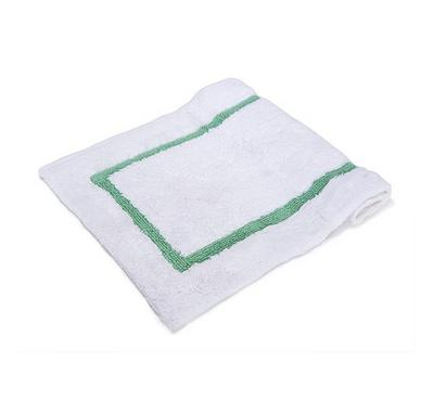 Bath Mat Green