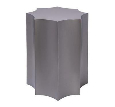 Side Table Iron Zinc
