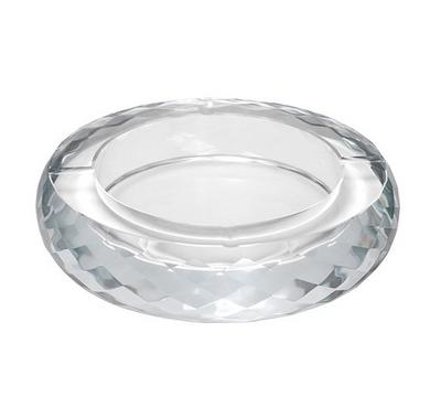 Ashtray Glass Clear