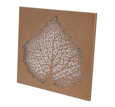 Framed Object Tree Metal
