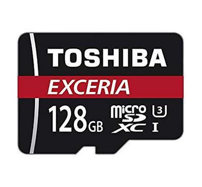 توشيبا، بطاقة ذاكرة، 128 جيجا، مايكرو اس دي