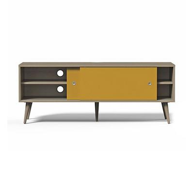 Sonorous TV Stand up to 60 Inch, 140cm, Retro Design, Legs