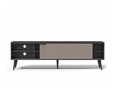 SONOROUS TV Stand up to 75 Inch, 140cm, Retro Design