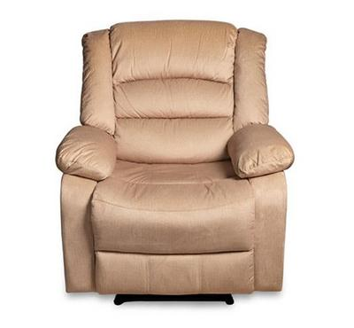 Rocking Recliner, Cream
