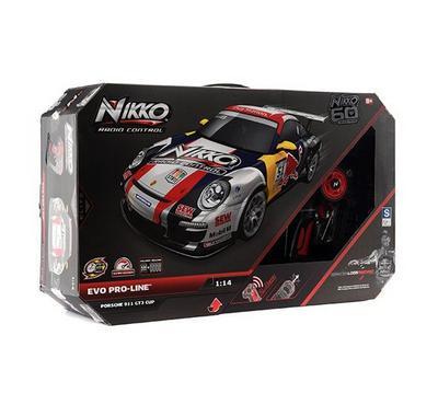 Nikko RC Car Porsche 911 GT3 RS