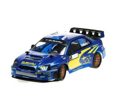 Nikko RC Car Subaru Impreza WRC 2005
