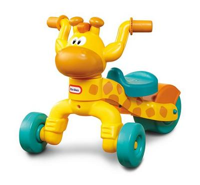 Little Tikes Go Grow Lil Rollin Giraffe