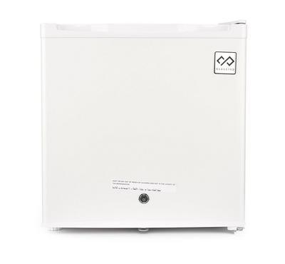 كلاس برو ثلاجة 1.6 قدم، باب واحد، أبيض