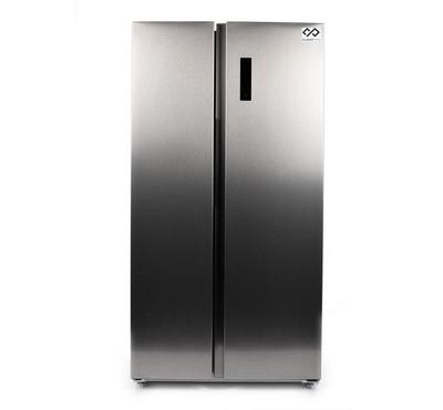 ClassPro Side by Side No Frost Refrigerator-Freezer,19.9 Cu,ft,Silver