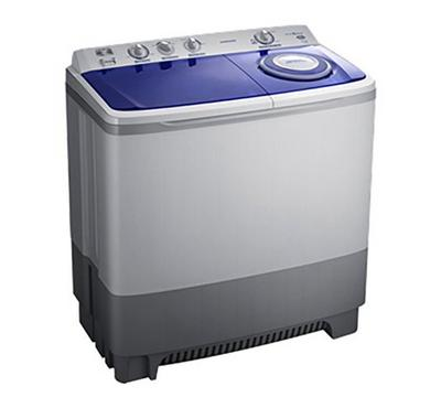 Samsung, Twin Tub Washer 14kg, Rust Proof Plastic body,  Color Grey