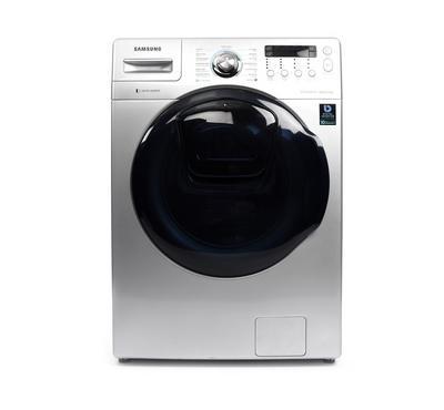 Samsung Front Load Washing Machine,16 Kg, Dry 8.5 Kg, 1100 Rpm,  Silver