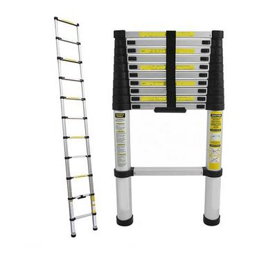RSC 2M Telescopic Aluminium Collapsible Ladder