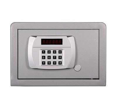 Safe-X Digital Safe 20 x 30cm Silver