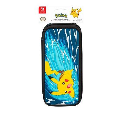 NS Deluxe Travel Case Pikachu
