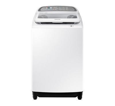 Samsung Topload Washing Machine, 8kg , Wobble Technology, White