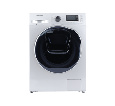 Samsung Front Load Washer/Dryer Combo, 9kg/6kg, Add Wash, 1400 RPM, Color Silver