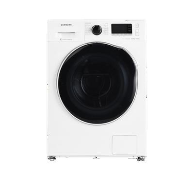Samsung Front Load Washer/Dryer Combo, 8kg/6kg, White