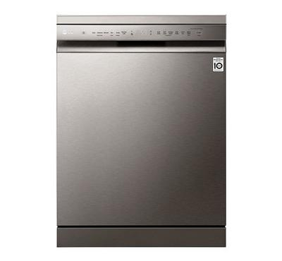 LG Dishwasher, 14 Place Setting, 9 Programs,Silver