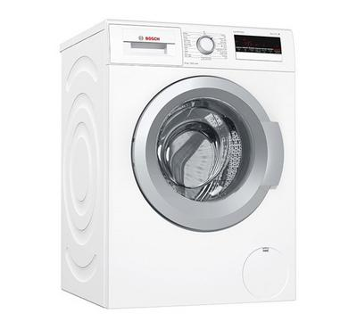 Bosch 8 kg Freestanding Front Load Washing Machine White