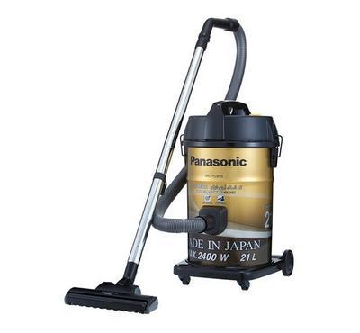 Panasonic Vaccum Cleaner, 2400W,  21L, Long Reach 8m Cord, 2-Step Nozzle