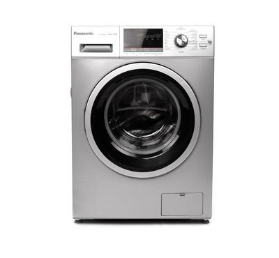 Panasonic Front Load Washer, 7kg,  Abaya Wash, 1200 RPM, 16 programs, Silver