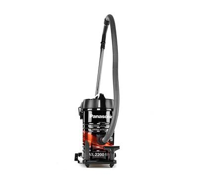 Panasonic Vaccum Cleaner, 2200W,  21L, Long Reach 8m Cord, 2-Step Nozzle