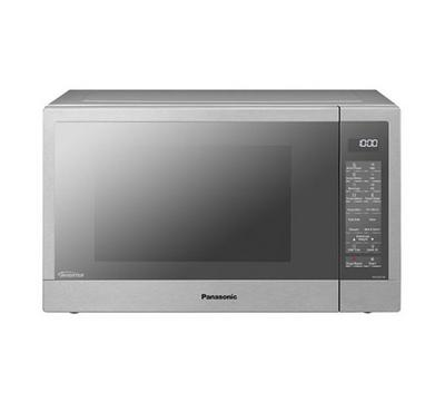 Panasonic Microwave, 1000W, 32L, Inverter Power, silver