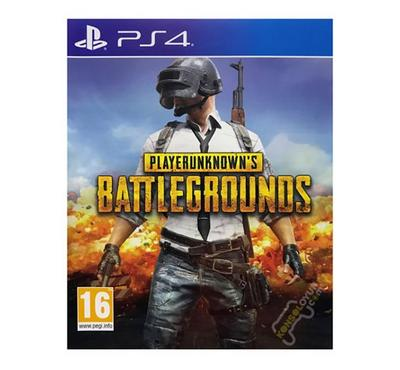 Sony Player Unknown Battlegrounds -PUBG- for PS4