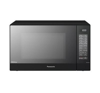 Panasonic Microwave, 1000W, 32L, Inverter Power, Black