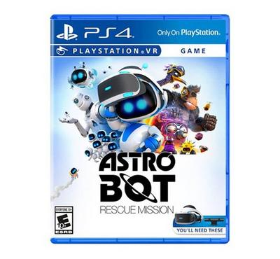 Sony Astro Bot Game for PS4