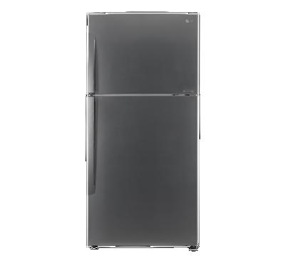 LG Refrigerator, 20.9 Cu.ft,  Linear Compressor, Silver
